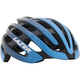 Lazer Z1 Kask rowerowy niebieski/czarny